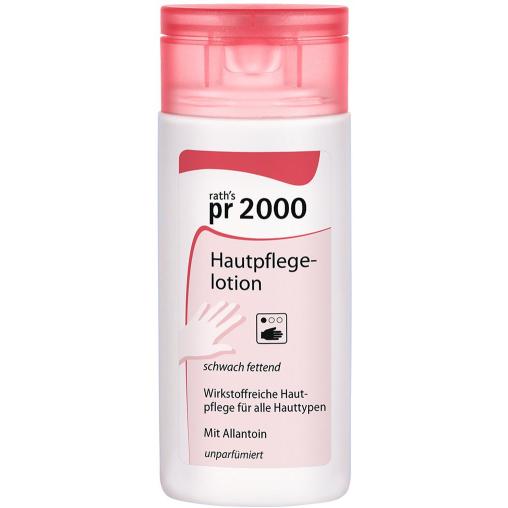 pr 2000 Hautpflegelotion