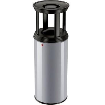 Hailo ProfiLine Combi plus XL Ascher-Papierkorb-Kombination, 45 l