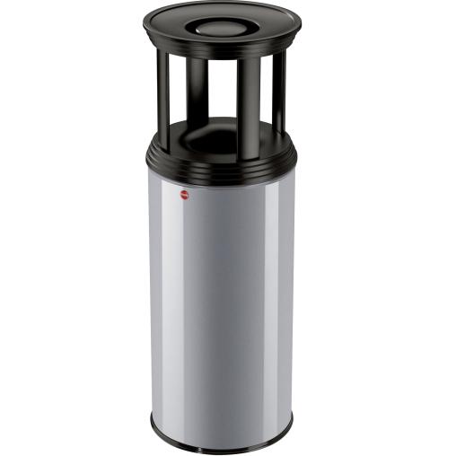Hailo ProfiLine Combi plus XL Ascher-Papierkorb-Kombination, 45l