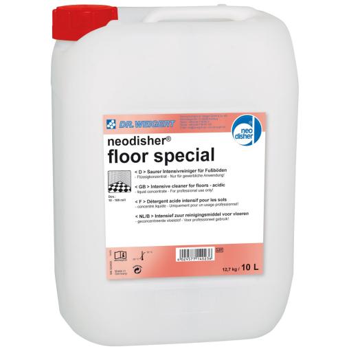 Dr. Weigert neodisher® floor special Grundreiniger