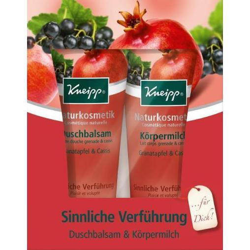 Kneipp® Duschbalsam & Körpermilch in der Geschenkverpackung