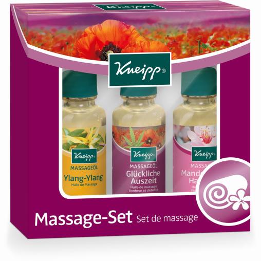 Kneipp® Massageset in der Geschenkverpackung