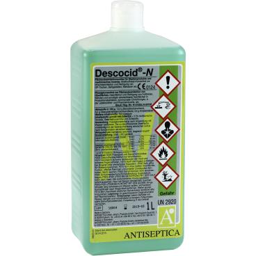 Antiseptica Descocid N Desinfektionsreiniger