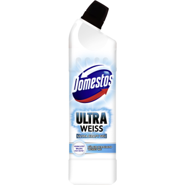 Domestos WC-Blitz Ultra White Kalk- & Urinsteinreiniger