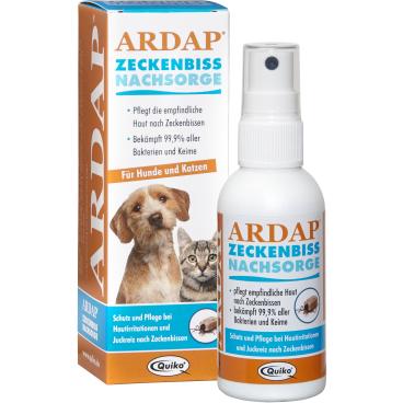ARDAP Zeckenbiss Nachsorge-Pflegespray
