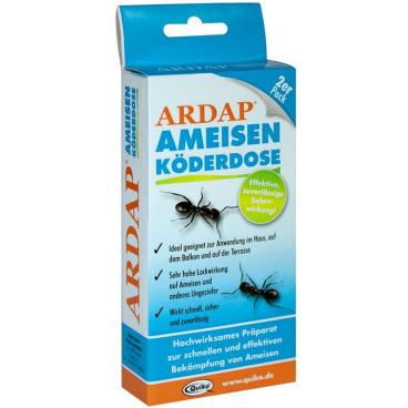 ARDAP Ameisen Köderdose