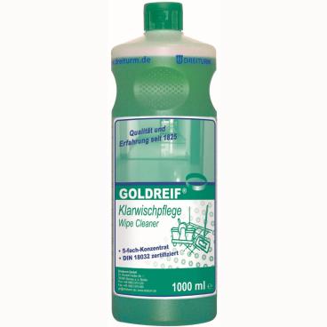 Dreiturm GOLDREIF® KLARWISCHPFLEGE 1 l - Rundflasche