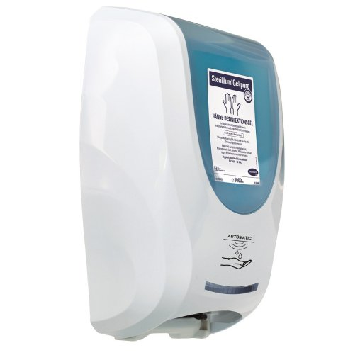 Bode CleanSafe touchless Desinfektionsmittelspender