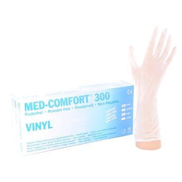 Med-Comfort 300 - Vinyl-Einmalhandschuhe