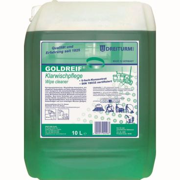 Dreiturm GOLDREIF® KLARWISCHPFLEGE 10 l - Kanister