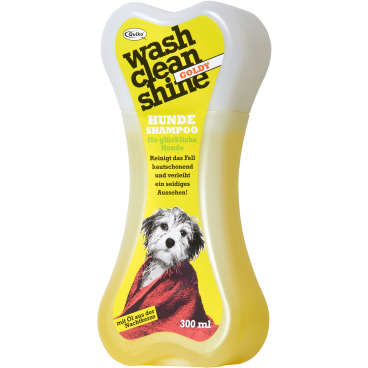 Wash Clean Shine Shampoo, 300 ml