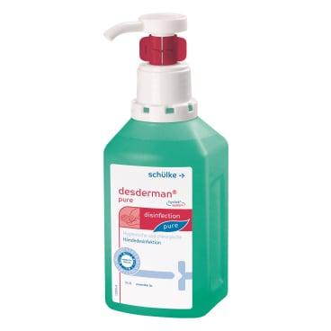 Schülke desderman® pure Händedesinfektion