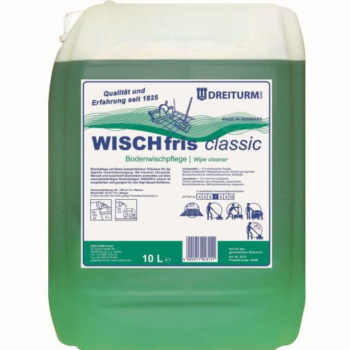 Dreiturm WISCHFRIS classic Wischpflege