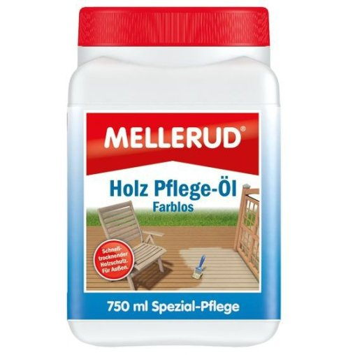 MELLERUD Holz Pflege-Öl farblos