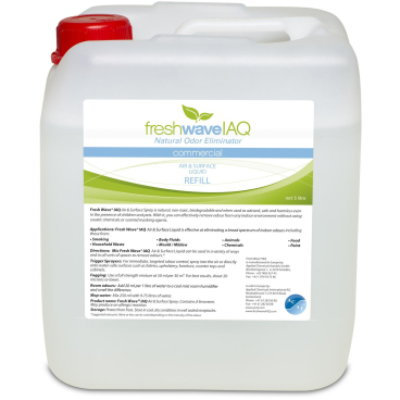 Fresh Wave IAQ - Air & Surface Spray 5 l - Nachfüllkanister