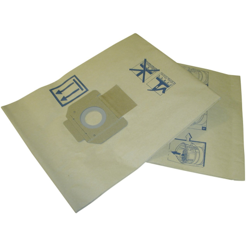 Nilfisk Papier-Filtersack