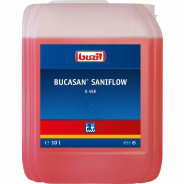 Buzil Bucasan® Saniflow G 458 Sanitärreiniger