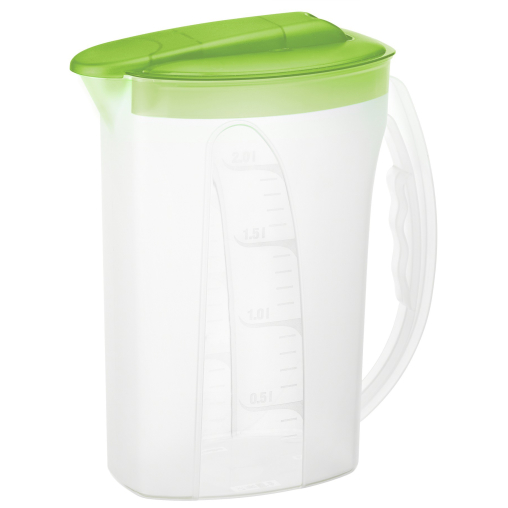 Rotho FRESH Kühlschrankkrug, 2 Liter