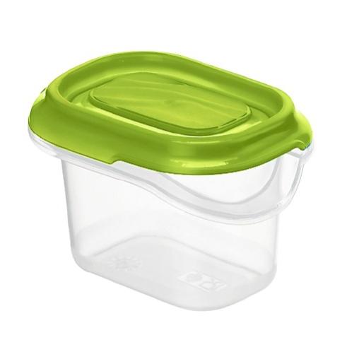 Rotho RONDO Set Kühlschrankdosen, 2 teilig, 70 ml