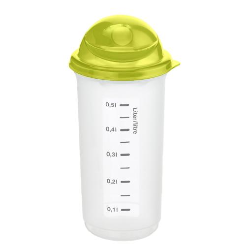 Rotho RONDO Shaker, 500 ml
