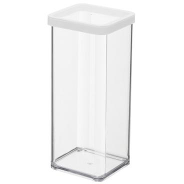 Rotho LOFT Premium Dose, 1,5 Liter, Hochformat