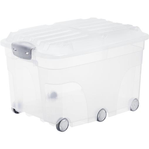 Rotho ROLLER6 Rollbox, 57 Liter