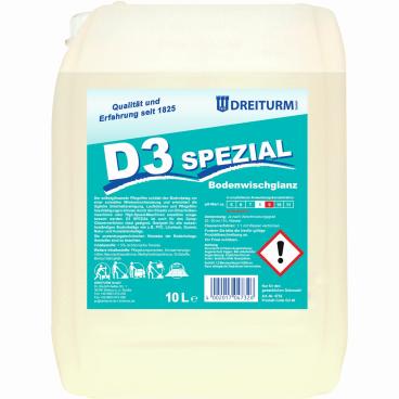 Dreiturm D3 Spezial 10 l - Kanister