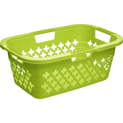 Rotho SUNSHINE Wäschekorb, 37 Liter