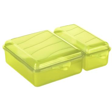 Rotho FUN Funbox Twin, 1,6 Liter Dose