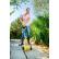 GLORIA WeedBrush 230V – Hochleistungs-Unkrautfugenbürste 1 Fugenreinigungsgerät mit Führungsrad und Visierlinie
