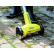 GLORIA WeedBrush 230V - Hochleistungs-Unkrautfugenbürste 1 Fugenreinigungsgerät mit Führungsrad und Visierlinie