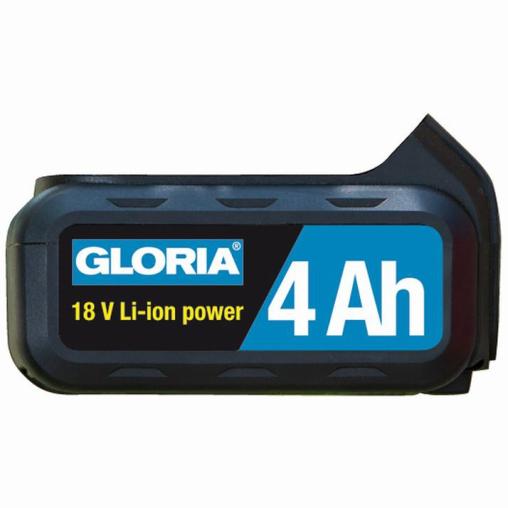 GLORIA MultiBrush Lithium-Ionen-Akku