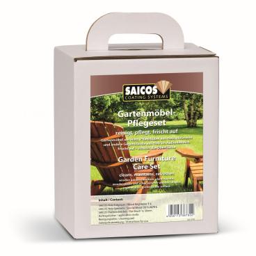 SAICOS Gartenmöbel-Pflegeset