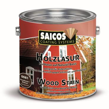 SAICOS Holzlasur, nußbaum