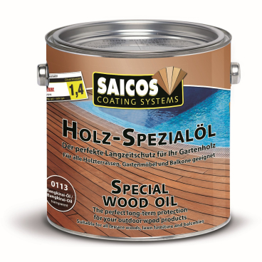SAICOS Holzspezialöl, bangkirai