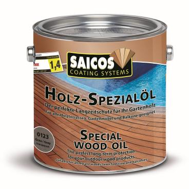 SAICOS Holzspezialöl, grau