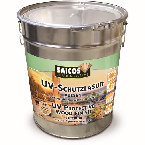 SAICOS UV-Schutz Lasur, farblos