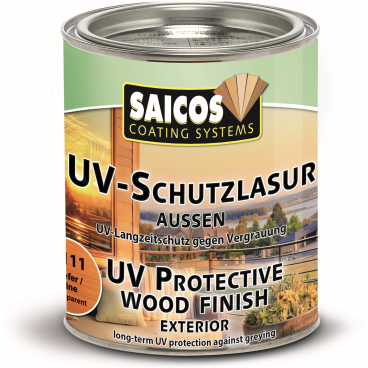 SAICOS UV-Schutz Lasur, kiefer