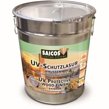 SAICOS UV-Schutz Lasur, grau