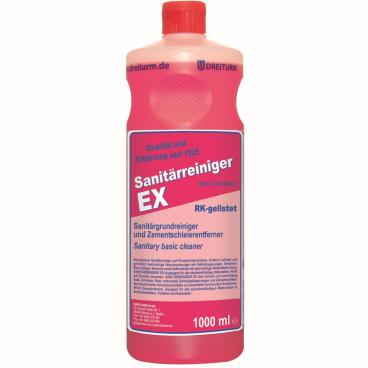 Dreiturm SANITÄRREINIGER EX 1 l - Rundflasche