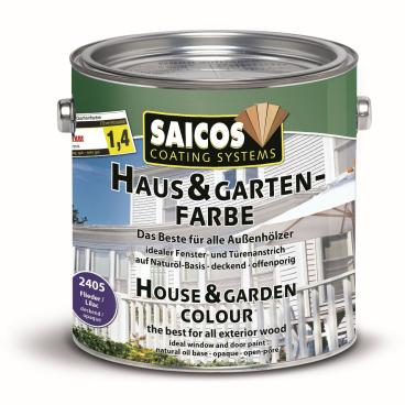 SAICOS Haus- & Gartenfarbe, flieder