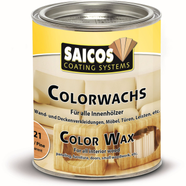SAICOS Colorwachs, Holzwachs, kiefer