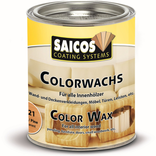 SAICOS Colorwachs, kiefer