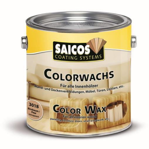 SAICOS Colorwachs, birnbaum