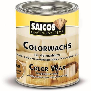 SAICOS Colorwachs, Holzwaschs, eiche