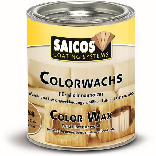 SAICOS Colorwachs, eiche