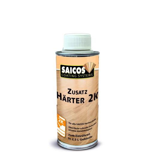 SAICOS Zusatz-Härter 2K für Hartwachsöle
