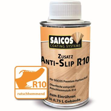 SAICOS R10 Anti-Slip-Zusatz für Hartwachsöle, rutschhemmend