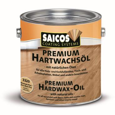 SAICOS Premium Hartwachsöl, ultramatt Plus