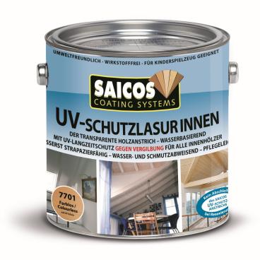 SAICOS UV-Schutzlasur Innen, farblos